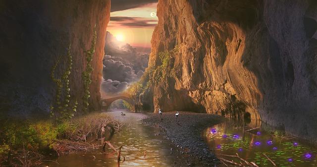 Maanpäällinen paratiisi tuhat vuotta.